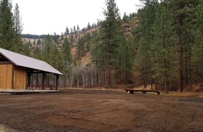 Graded Campsite