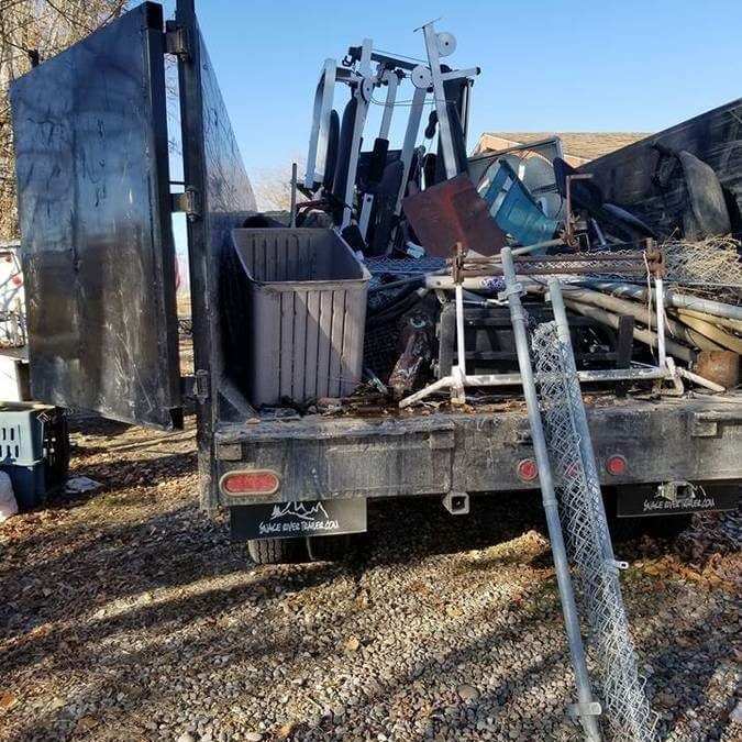 Property Cleaning & Debris Hauling